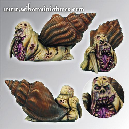 Scibor's Monstrous Miniatures Chaos_snail_1_p_02