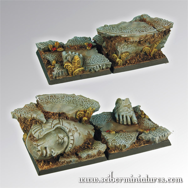 Scibor's Monstrous Miniatures Elven_ruins_40mm_set2_02