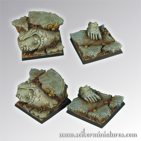 Scibor's Monstrous Miniatures Elven_ruins_40mm_set2_03