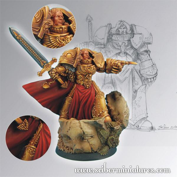 the emperor model? - Forum - DakkaDakka   Roll the dice to