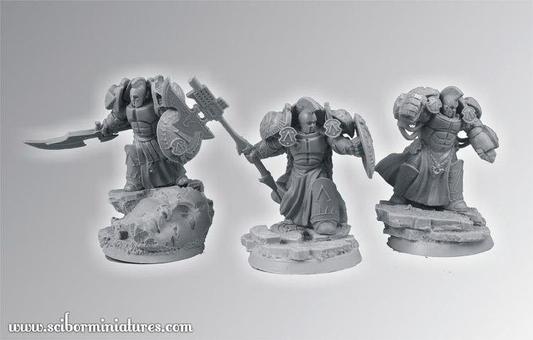 Scibor's Monstrous Miniatures - Page 2 Spartan_warriors_set_02
