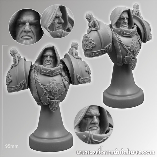 New SF Busts from - Scibor Miniatures | planetFigure | Miniatures