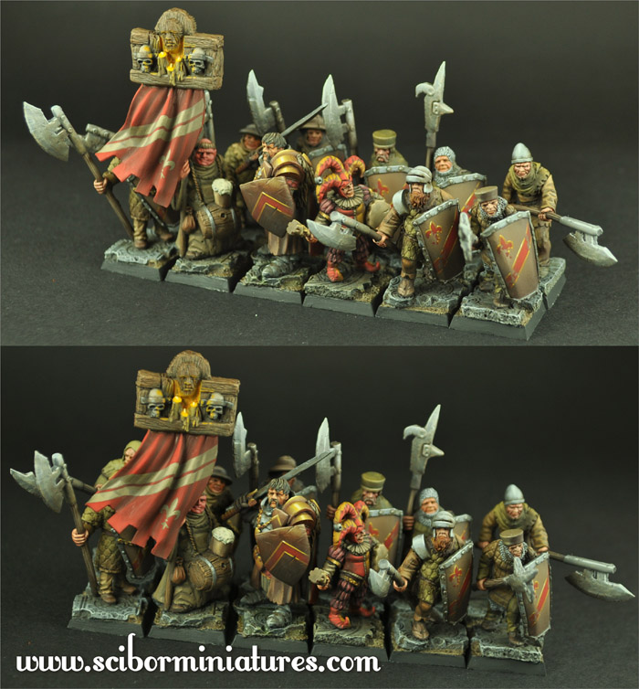 Armies Of Unsupported Age: Bretonnia