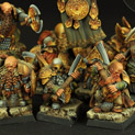 Dwarves Ducal Guard 12 miniatures 28FM0146