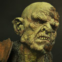 Ork Warrior BUST0012