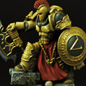 28mm SF Spartan General 28SF0121