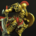 28mm SF Spartan Leonidas 28SF0120