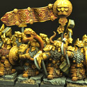 28mm/30mm Golden Guard 12 miniatures 28FM0096