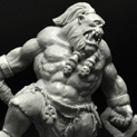 28mm/30mm Orc Chief 28GB0020