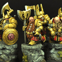 28mm/30mm Dwarven Lords set3 28FM0219