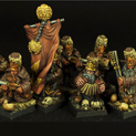 Strielecs Regiment 12 miniatures 28MA0055