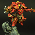 28mm Graal SF Knight Jetpack #1 28SF0076