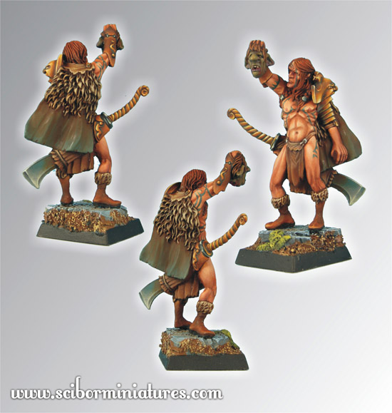 Scibor's Monstrous Miniatures Elf_hunter_03