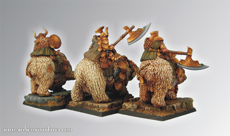 Scibor's Monstrous Miniatures War_bears_set_04
