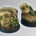 Scibor Miniatures Round Edge #1 Ancient Ruins 50mm